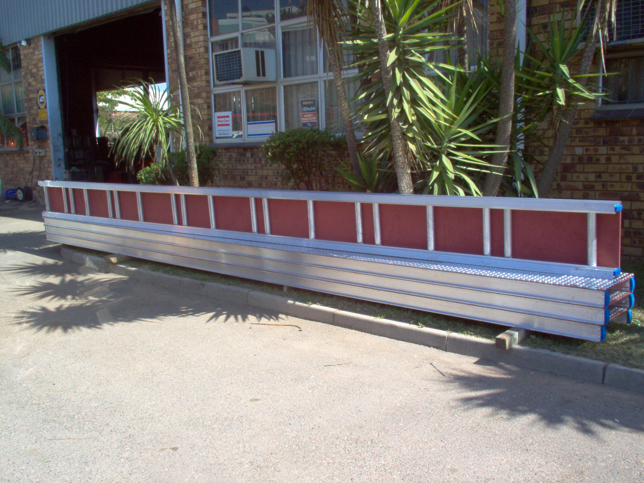 Custom Design Products Balustrades Steel Aluweld