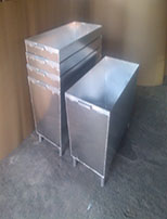 Stackable Ice Boxes