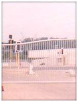 industrial gates